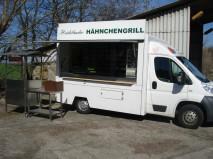 Unsere Fahrzeugflotte besteht aus 8 Mobilen Verkaufswagen  unsere Fahrzeuge sind moderne, gut ausgestattete Verkaufswagen. Wir Reinigen un